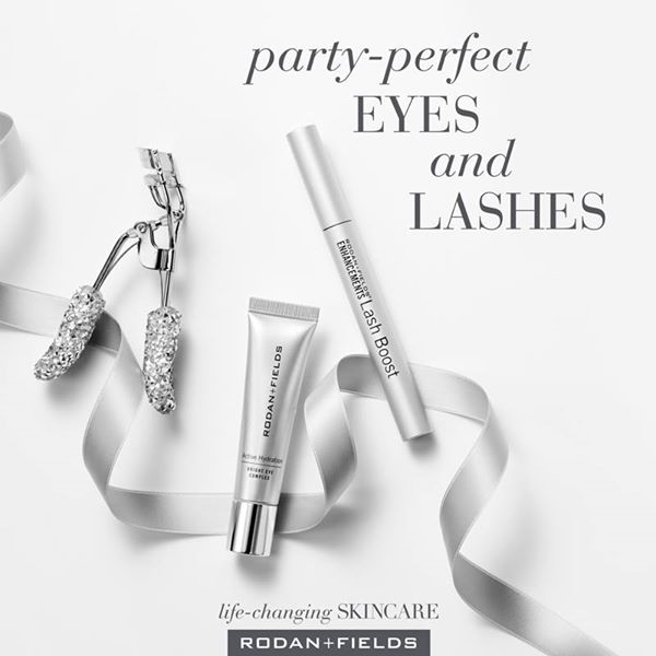 Lash Boost and Bright Eye Complex