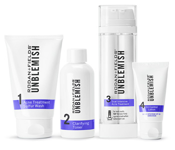 Photo of Unblemish Skin Regimen