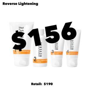 Reverse Lighting CM